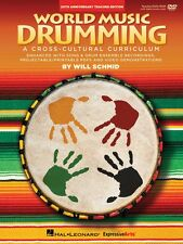 World Music Drumming: Teacher Dvd-Rom 20th Anniversary Edition A Cross 000141641