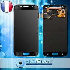 Ecran complet pour Samsung Galaxy S7 SM-G930 noir vitre tactile+ écran LCD