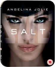 Salt UK Exclusive Limited  Edition Steelbook Includes DVD Limited To 1000 Copies