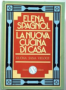 Elena Spagnol La nuova cucina di casa Salani 1989 Illustrazioni di John Alcorn