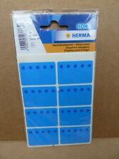 48 ETIQUETTES Bleue  pour SURGELES  26 x 40 mm.