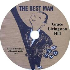 The Best Man, Romantic Comedy Audiobook by Grace Livingston Hill on 1 MP3 CD
