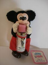 vintage 1987 DISNEY FIGURINE MICKEY COLLECTION MICKEY & MINNIE à clipser parfum