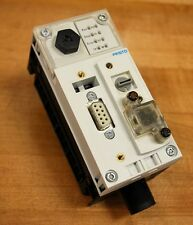Festo CPX-FEC-1-IE Control Block with CPX-GE-EV-S Interlinking Block - USED