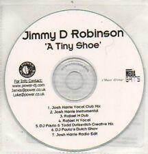 (74L) Jimmy D Robinson, A Tiny Shoe - DJ CD
