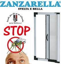 Zanzariera Zanzarella a rullo per finestra o porta finestra su misura riducibile