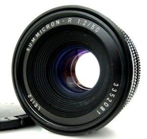 Leitz Leica Summicron R 50mm f2 3CAM 3352081 R mount CANADA jn101