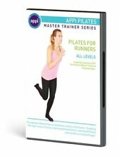 APPI Pilates DVD Runner Exercise Workout Posture Core Strength Training Running