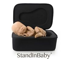 StandInBaby Newborn Mannequin - Medical Health CPR Doll Therapy Ball Joint