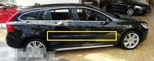 Body Side Mouldings Door Molding Protector Trim for Volvo V60 2011-2015