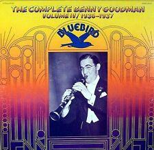 "BENNY GOODMAN ""THE COMPLETE BENNY GOODMAN VOL.IV"" 2 LPS QUALITY USED LP (NM/EX)"