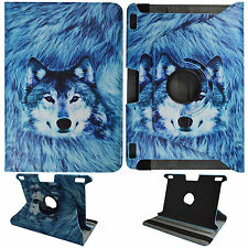 WOLF FOLIO CASE KINDLE FIRE HDX 8.9 STAND 360 ROTATING TABLET COVER