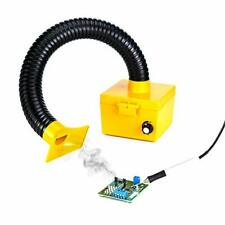 KOTTO Soldering Smoke Absorber, Electric Iron Welding Fume Extractor Soldering