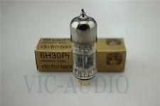 2PCS Russia Tube New Electro-Harmonix 6H30Pi (6H30) Gold Tube 9PINS Tube