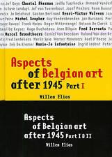 Aspects of Belgian Art After 1945: Pt. I & II by Willem Elias (Hardback, 2009)