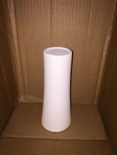Tall  stained Glass Fusing / draping kiln vase clay  slump mold