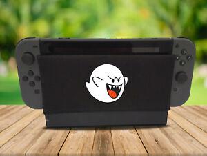 Ghost - Nintendo Switch Dock Sock Cover Geeky Gaming Screen Handmade