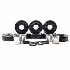 8pcs ABEC-11 Skateboard Bearings Ceramics Black Bead Longboard High Quality Suit