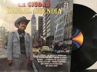 Rafael Buendía – La Ciudad LP 1979 Musart – T-10791 *Mexico Import NM/EX
