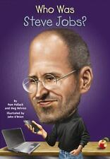 Who Was... ?: Who Was Steve Jobs? by Pamela Pollack and Meg Belviso (2012,...