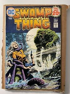 Swamp Thing #11 DC Bronze Age 1st Series! I Combine Shipping!