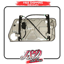 New Front Left Window Regulator With Panel For VW Beetle 1C0837655A Driver Side