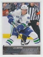 (69496) 2015-16 UPPER DECK YOUNG GUNS BEN HUTTON #232 RC