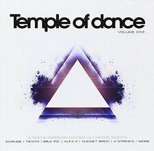 TEMPLE OF DANCE - Volume 1, 2 CD Set (Darude, Tiesto, Milk Inc+)