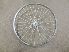Rear Freewheel Hub Wheel 24 inch Bike 24 x 1 3/8  Bicycle Chrome Steel 36 Spoke