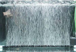 FLEXIBLE Bubble Wall Tube Air Stone Curtain Aquarium Fish tank Cylinder Airstone