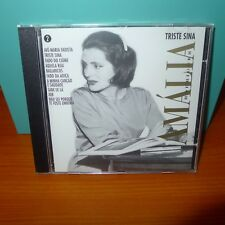 Triste Sina Amalia Rodrigues Audio CD Classic Queen of Fado Music
