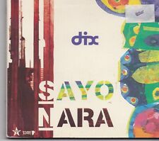 Sayo-Nara cd maxi single