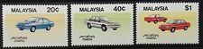 MALAYSIA 1985 PRODUCTION OF PROTON SAGA SG 319 - 321 MNH OG