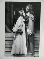 photo Susan Schimert-Ramme Opéra le Couronnement de Poppée Rachel Yakar 1977