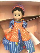 "Madame Alexander JAMAICA #542 International 8"" Wendy Doll w/ BOX"