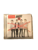 5 Seconds of Summer Self-titled Debut Album Music Sealed Wrap CD 12 Tracks New