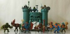 HE-MAN Masters Of The Universe- 6 Mini 2 Packs  12 figures loose Geyskull castle