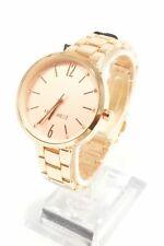 Nine West NW2370 Rose Gold Tone Stainless Steel Bracelet Ladies Watch