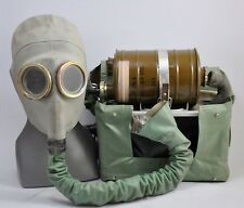 NEW IP4 IP-4 ИП-4 RUSSIAN GAS MASK RE-BREATHER RARE AND COLLECTABLE