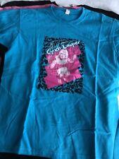 Cyndi Lauper Memphis Blues T-shirt New Large