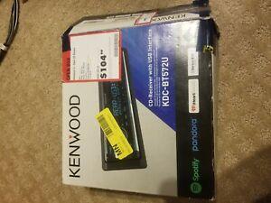 Kenwood KDC-BT572U Bluetooth CD Receiver