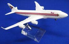 "Modellino con basetta ""BOEING 747 - THAI AIRWAYS INTERNATIONAL"" - Iron Cast"