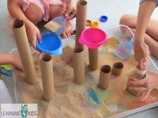 Bulk 10x Kids Sensory Play Sand 450g (4.5kg) Suitable for Kids with Austism