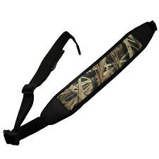 Neoprene Camo Gun Strap Shotgun Air Rifle Gun Belt Strap Without Sling Hunting