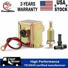 12V Low Pressure Standard 5/16 2.5-4PSI Electric Fuel Diesel Petrol Pump EP12S