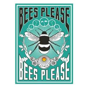 Flower Seeds, Bee Friendly8g / ~3000 seeds