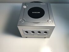 Nintendo GAMECUBE Console System Only Platinum Silver DOL-101 Tested Working