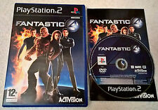 FANTASTICI QUATTRO (4) - SONY PLAYSTATION 2-COMPLETO-PS2