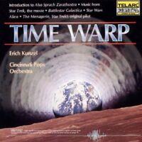 Cincinnati Pops Orchestra and Erich Kunzel - Time Warp [CD]