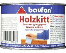 Baufan Holzkitt (Natur) 200g,Ton: Beige,Außen/Innen, für MDF und Holz - Füllen